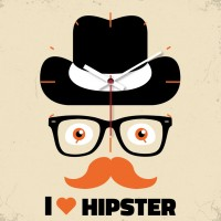 OROLOGIO HIPSTER HIM 29x29 cm IN FOREX